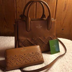 Kate Spade Purse & Wallet Set
